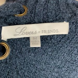 Lovers + Friends Dresses - Lovers and Friends Suki Sweater Dress, Sz M
